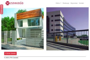 Firma Zawada - Bramy garażowe Sosnowiec