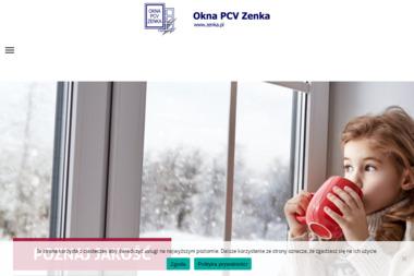 Okna PCV Zenka - Bramy garażowe Człuchów
