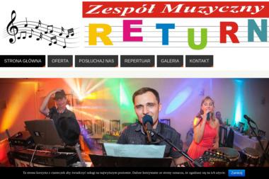 Zespó艂 Muzyczny Return - Zespó艂 muzyczny Bia艂a Podlaska