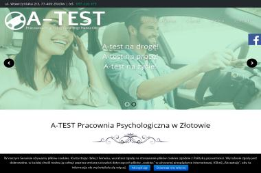 A-Test Pracownia Psychologiczna - Psycholog Złotów