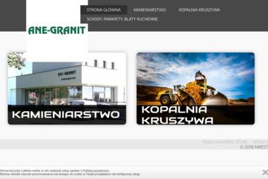ANE-GRANIT - Nagrobki Wolsztyn