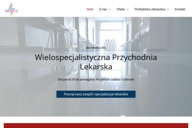 Ars Medica Bis - Psycholog Nowa Sól