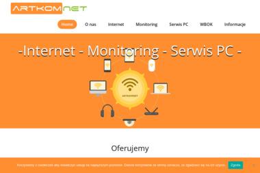 Artkomnet - Internet Krasnystaw
