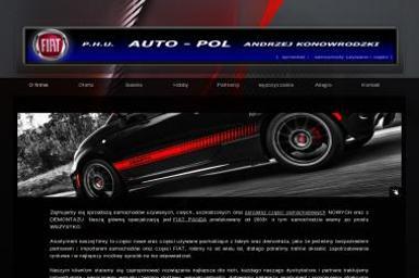P.H.U. AUTO-POL - Wypożyczalnia samochodów Halinów
