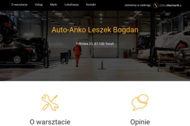 Auto-Anko - Elektryk samochodowy Toruń