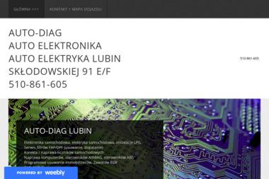 AUTO-DIAG - Elektryk samochodowy Lubin