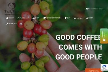 BeMyBean Palarnia kawy - Dostawcy artykułów spożywczych Kraków