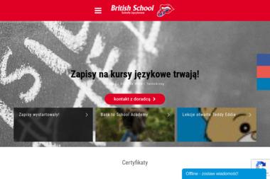 British School - Nauczyciele angielskiego Mielec