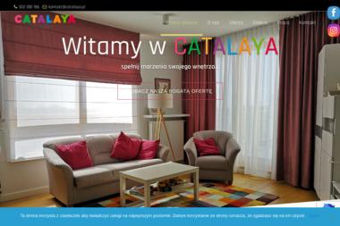 Catalaya Design - Szycie Firanek Warszawa