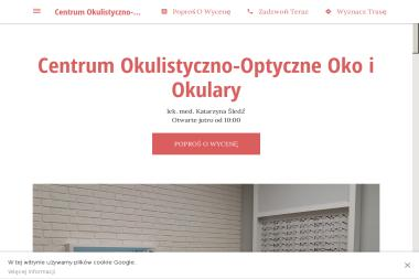NZOZ OKO MED OSTRÓW MAZOWIECKA zakład optyczny gabinet
