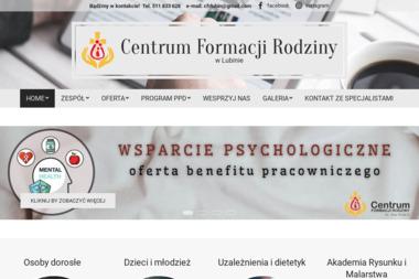 Centrum Formacji Rodziny im. Jana Pawła II - Terapia uzależnień Lubin