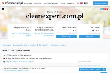 Clean Expert - Czyszczenie Tapicerki Samochodowej Warka
