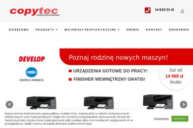 COPYTEC - Serwis sprzętu biurowego Tarnów