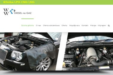 Diesel na Gaz - Montaż Instalacji LPG Uniejów