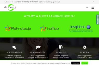 Direct Language School - Nauka Języka Ząbkowice Śląskie