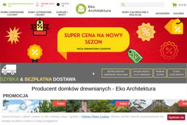 EkoArchitektura - Altany Ogrodowe Białystok