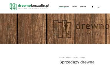 Drewno Koszalin - Skład Drewna Koszalin