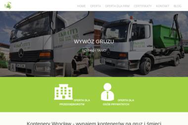 EKO-CITY - Utylizacja Gruzu Wrocław