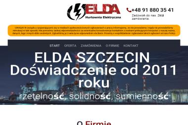 ELDA SP. Z O.O. SP. K. - Agregaty Prądotwórcze Szczecin