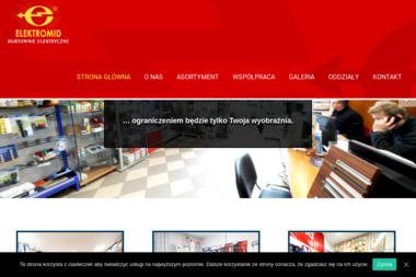 Hurtownia Elektryczna Elektromid - Sprzedaż Artykułów Elektrycznych Kołobrzeg