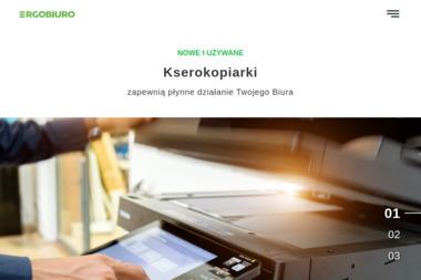 ERGOBIURO - Serwis sprzętu biurowego Tarnów