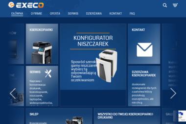 Execo - Serwis sprzętu biurowego Kraków