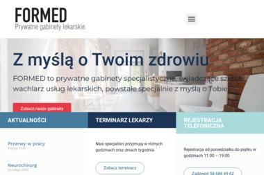 Prywatne gabinety specjalistyczne FORMED - Logopeda Kościerzyna