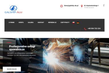 Galship - Barierki ze Stali Nierdzewnej Szczecin