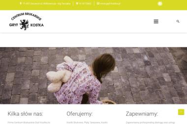 Gryf-Kostka - Krawężniki Granitowe Szczecin
