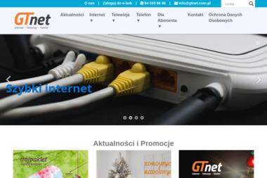GTnet - Internet Zamość