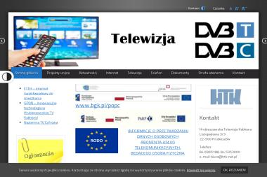 Hrubieszowska Telewizja Kablowa - Internet Hrubieszów