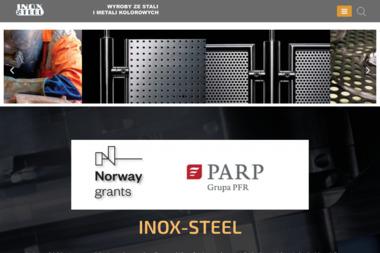 Inox-Steel - Balustrady Wewnętrzne Lewniowa