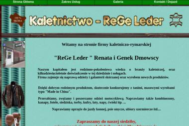REGE LEDER - Wymiana Poszycia Kierownicy Warszawa