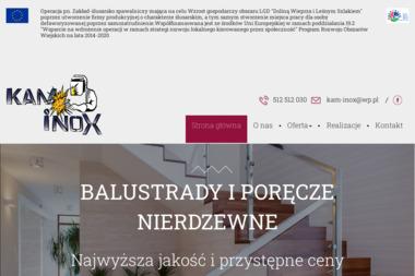 KAM-INOX - Balustrady nierdzewne Lublin