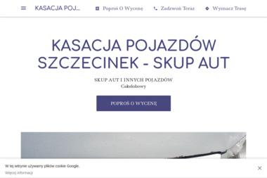 KASACJA POJAZDÓW - Auto złom Szczecinek