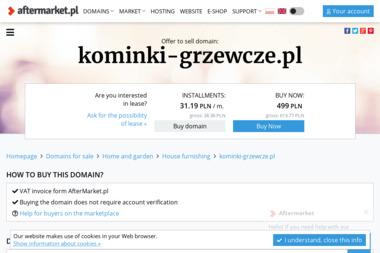 Kominki Warszawa - Kominki Ogrodowe Piaseczno