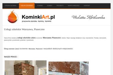 KominkiArt - Postawienie Pieca Kaflowego Budy Mszczonowskie