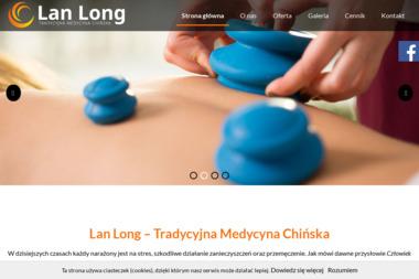 Lan Long - Tradycyjna Medycyna Chińska - Elektroakupunktura Rzeszów