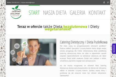 Liczymy Kalorie - Firma Gastronomiczna Kalisz
