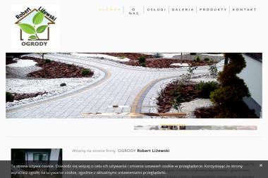 Ogrody Robert Liżewski - Kostka betonowa Ostrów Mazowiecka