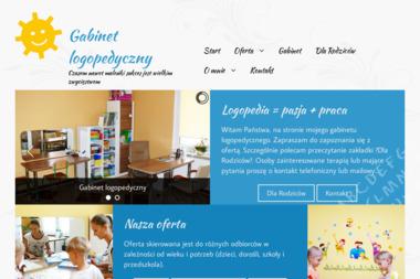 Gabinet logopedyczny Małgorzata Flenc - Logopeda Brodnica
