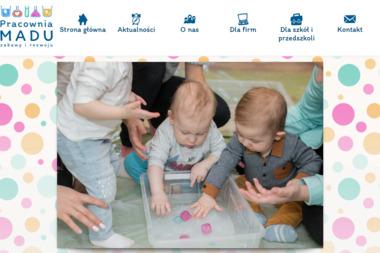 MADU Pracownia zabawy i rozwoju - Animatorzy dla dzieci Wyszków