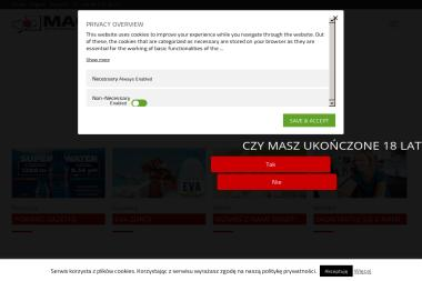MAG Dystrybucja sp. z o.o. sp.k. - Dostawcy artykułów spożywczych Gdańsk