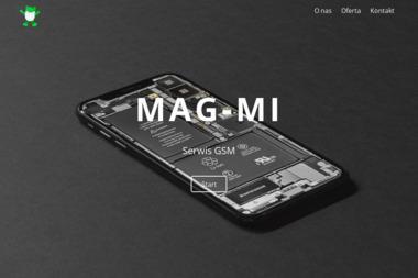 Mag-Mi - Serwis komputerów, telefonów, internetu Gdynia