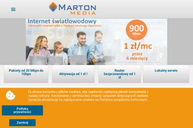 Marton Media - Internet Golub-Dobrzyń