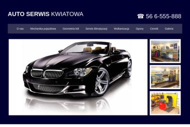 AUTO SERWIS KWIATOWA - Elektryk samochodowy Toruń
