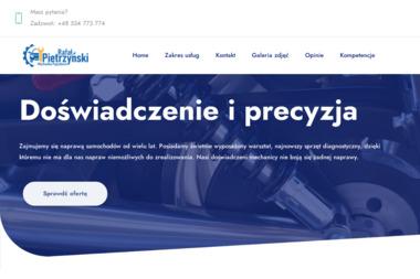 Mechanika Pojazdowa Rafał Pietrzyński - Elektryk samochodowy Chojnice