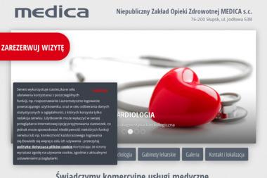Niepubliczny Zakład Opieki Zdrowotnej MEDICA - Psycholog Słupsk