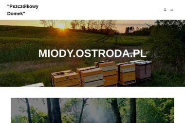 Pszczółkowy Domek - Miód Ostróda