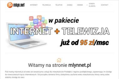 Mlyn.Net Sp. z o. o. - Internet Poddębice